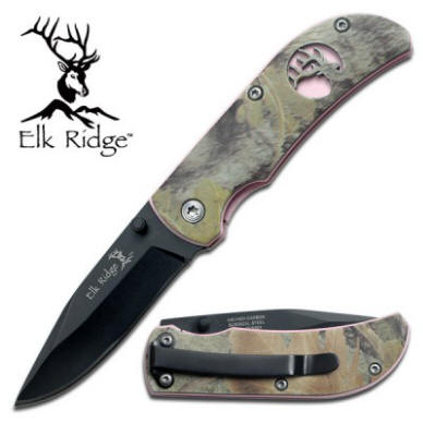 Tactica Folding Knife ER-120